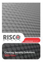 RISCO Catalogue 2014-2015