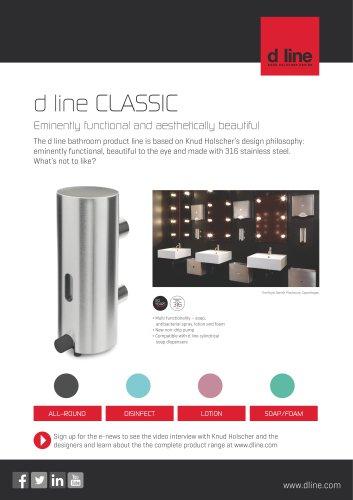 d line CLASSIC