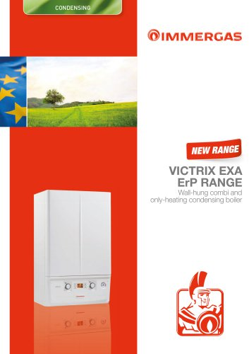 VICTRIX EXA ErP range