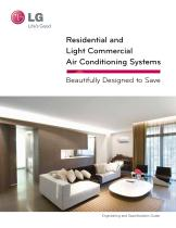 Residential and Light Commercial Air Conditioning Systems