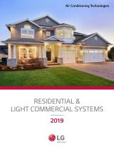 RESIDENTIAL & LIGHT COMMERCIAL SYSTEMS
