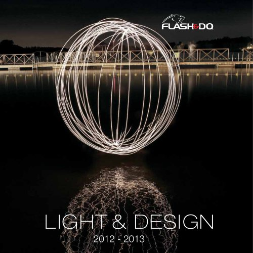 LIGHT & DESIGN 2012 - 2013