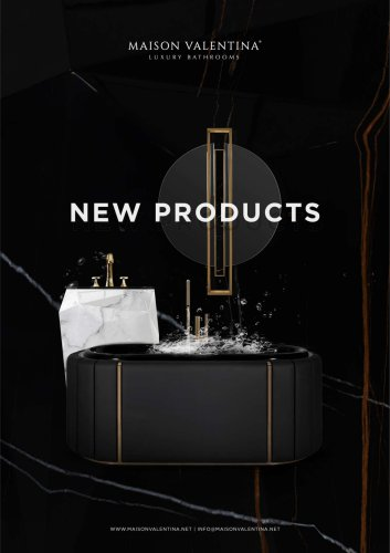 New 2021 Product Catalogue