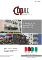 Catalogue for profiles and accessories