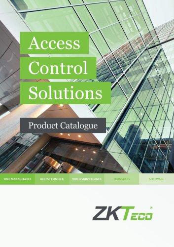 Access Control Catalogue