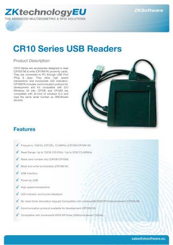 CR 10 Series