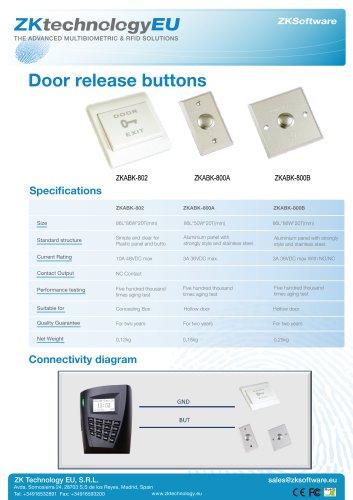 Door Release Button