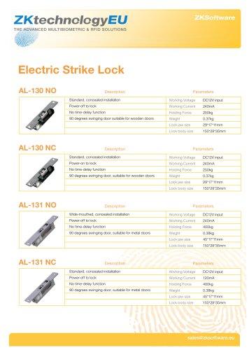 Electric Strike Locks