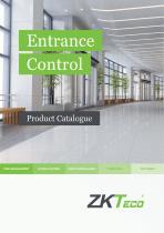 Entrance Control Catalogue