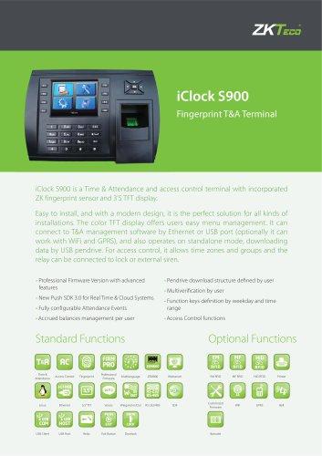 iClock-S900