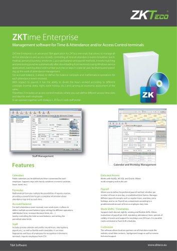ZKTime Enterprise
