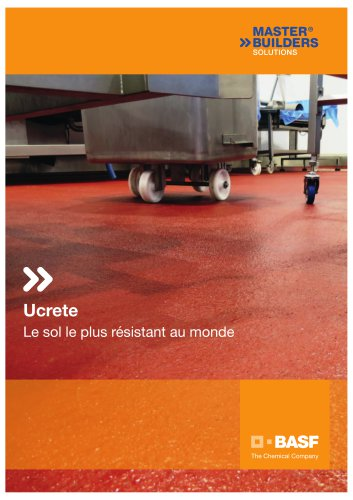 Brochure Ucrete FR