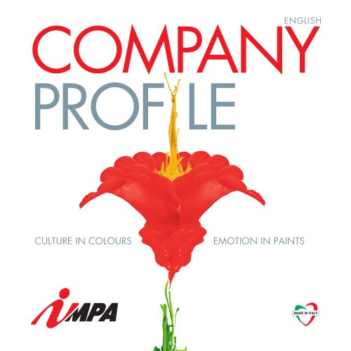 IMPA - COMPANY PROFILE