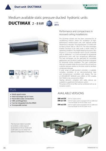 DUCTIMAX
