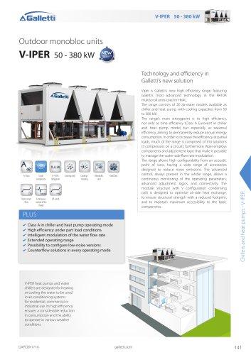 V-IPER 50 - 380 kW