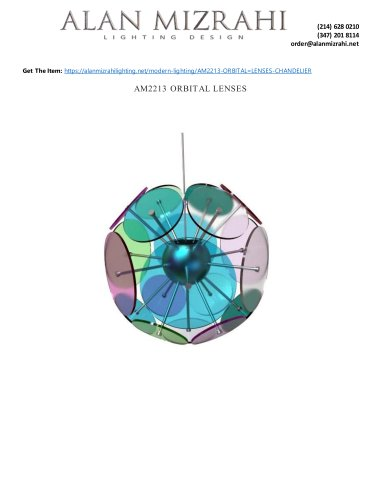 AM2213 ORBITAL LENSES