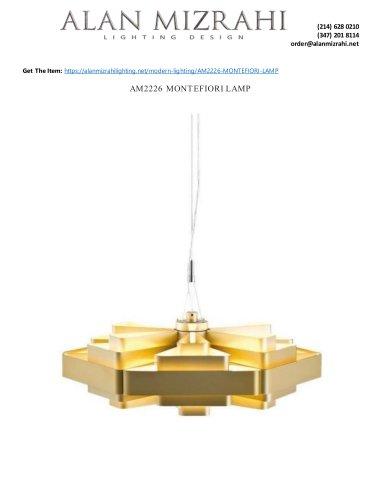 AM2226 MONTEFIORI LAMP