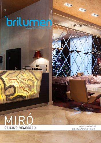Downlight Miró