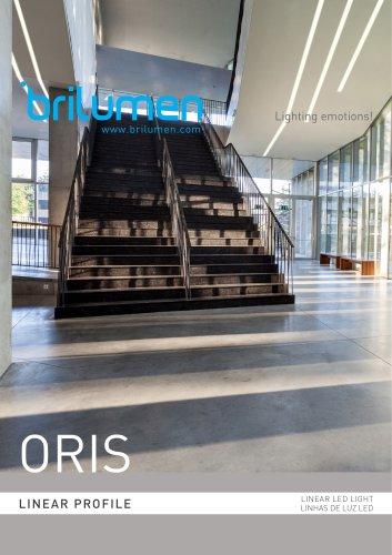 LED Profile Oris 50mm