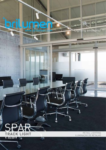 SPAR | Track light Brochure