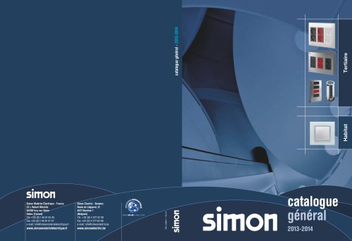 Catalogue général 2013-2014