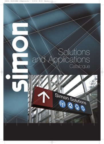 Solutions and Applications Catalogue