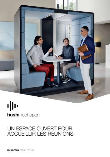 hushMeet.open_cabine acoustique ouverte_fr