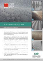 MUTO GRID – PLAITED VENEER