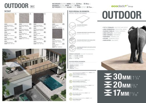 Outdoor Catalog