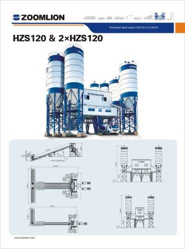 HZS120 & 2XHZS120
