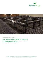 Conference-Rite Tables