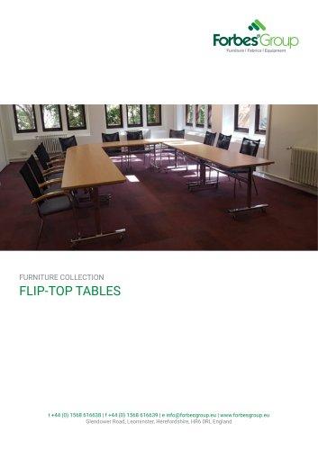 FLIP-TOP TABLES