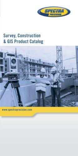 Survey, Construction & GIS Product Catalog