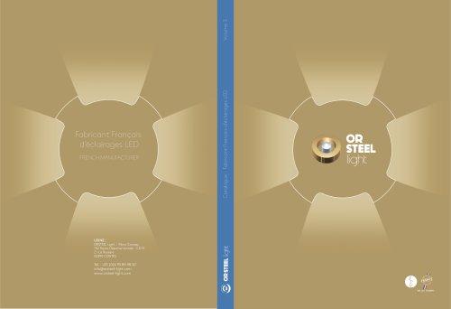Catalogue Orsteel Light Volume 3