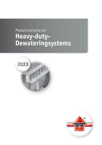 Heavy-Duty Dewateringsystems