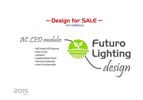 AC LED modules