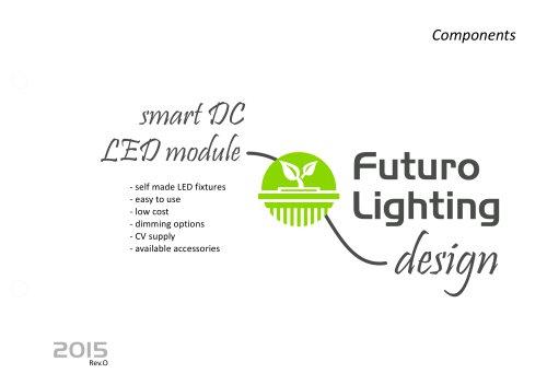 smart DC LED module