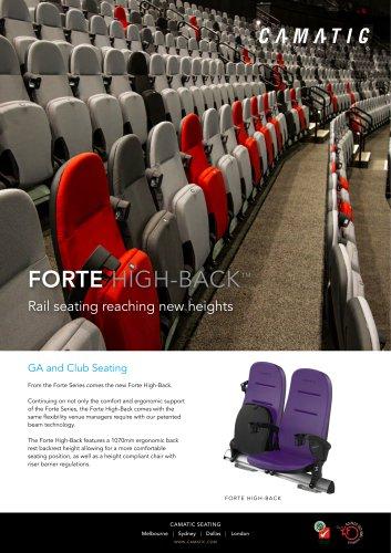 FORTE HIGH-BACK™