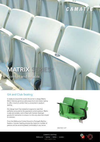 MATRIX SERIES™