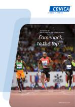 RE TOPPING OF  TRACK SYSTEMS FOR SPORTS VENUES