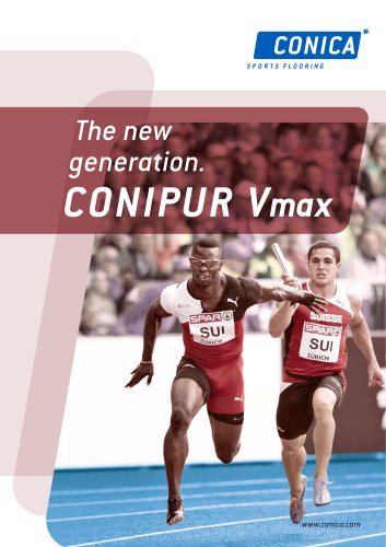 The new generation. CONIPUR Vmax