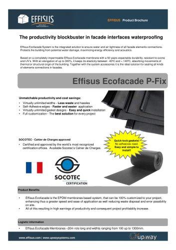 Ecofacade P-FIX