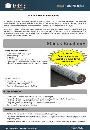 EFFISUS BREATHER+