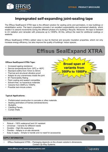 EFFISUS SEALEXPAND XTRA