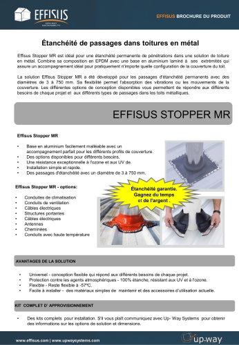 EFFISUS STOPPER MR