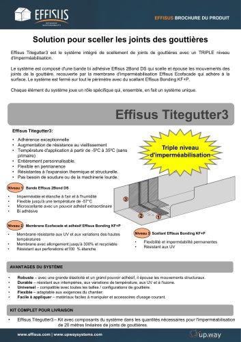 EFFISUS TITEGUTTER3