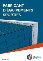 Équipements Sportifs - Catalogue 2021