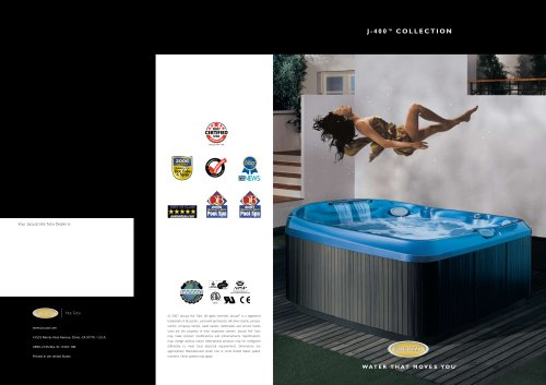 J-400 Collection Brochure