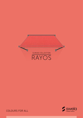 sunvas collection - Rayos