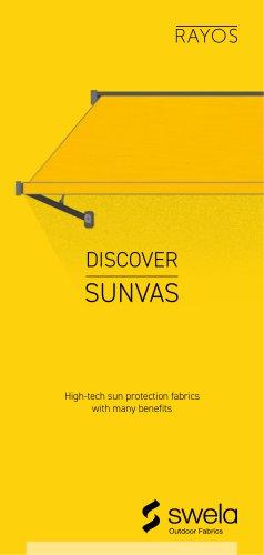 sunvas product flyer